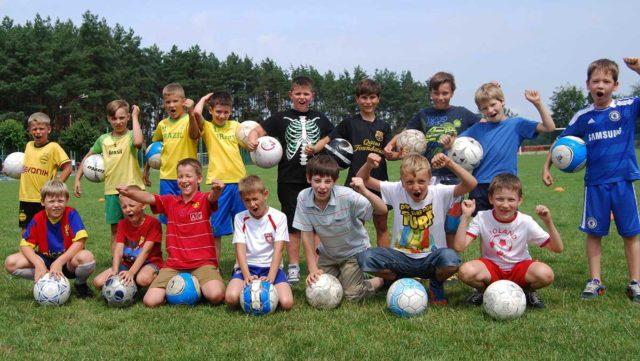 Kolonie w Burzeninie, czyli wakacje dla dzieci w centrum Polski